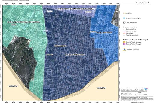 fernao ferro mapa Fernão Ferro | Câmara Municipal do Seixal fernao ferro mapa