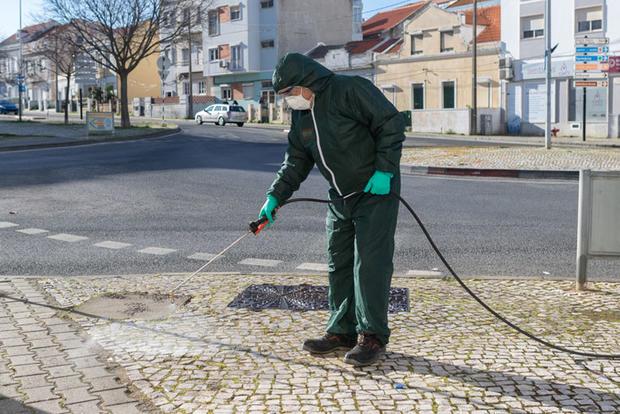 eliminação ervas daninhas