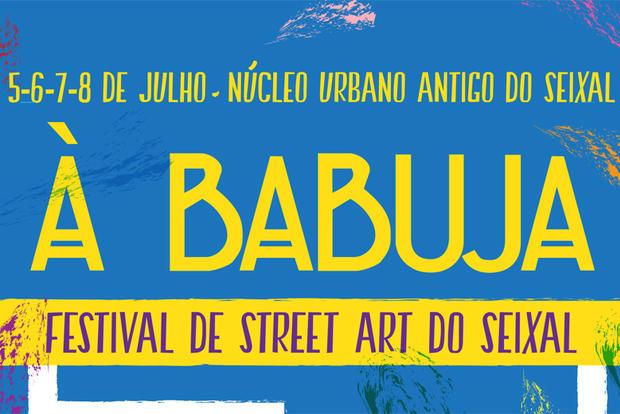 cartaz babuja
