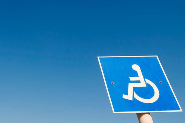 Sinalética deficiência