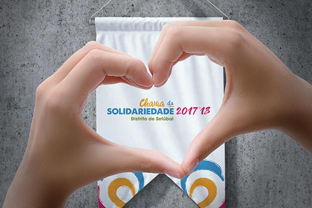Seixal recebe a Chama da Solidariedade