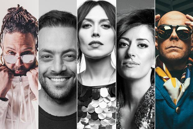 Artistas Corroios 2019