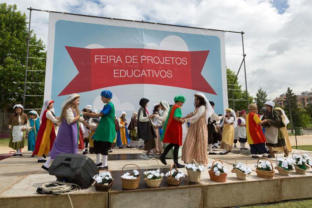 Feira de Projetos Educativos em 2017