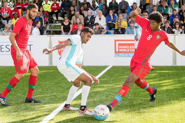Seleção Nacional de Futebol de Rua