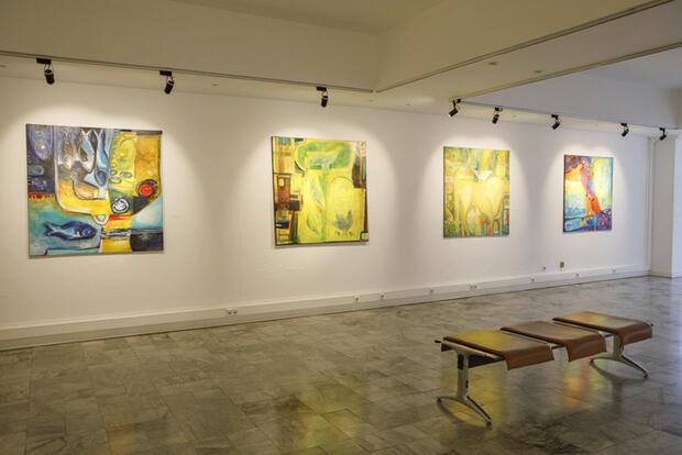Galeria de Exposições Augusto Cabrita