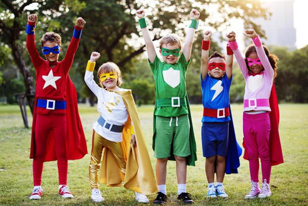 Imagem Heróis da Fruta