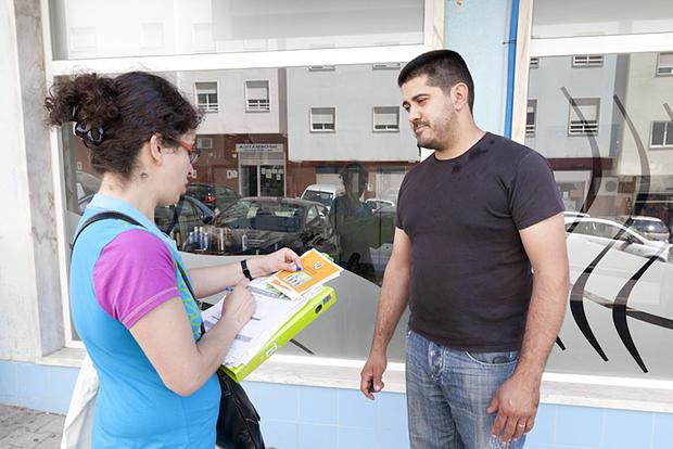 Instituto Nacional de Estatística recruta entrevistadores