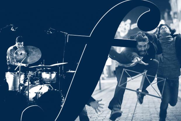 Volúpia das Cinzas e The Rite of Trio