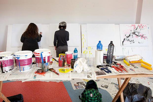 Seixal à procura de jovens artistas