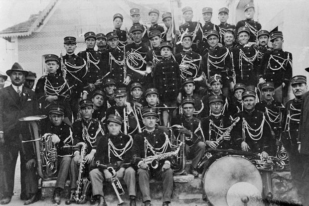 Banda filarmónica