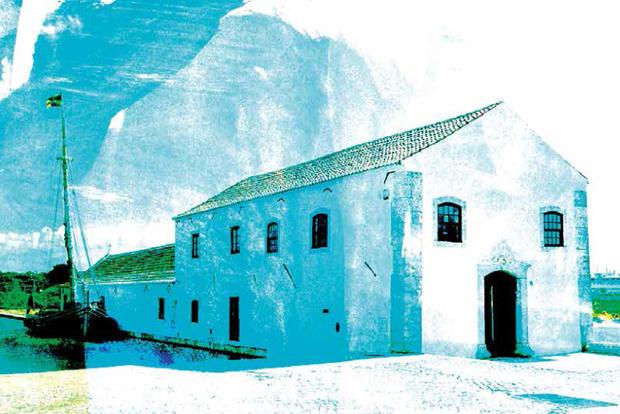Imagem do Moinho de Maré de Corroios