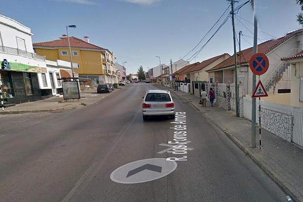 Rua dos Foros de Amora