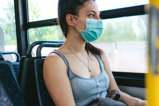 Uso de máscara é obrigatório