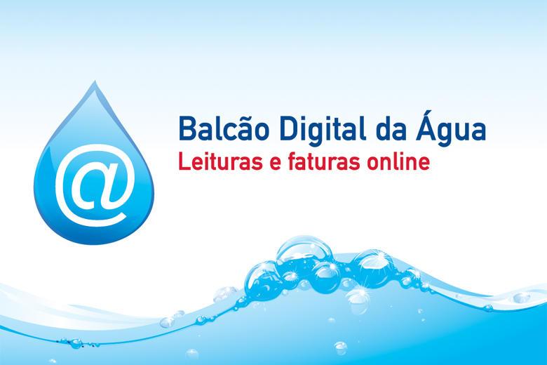 Imagem Balcão Digital da Água