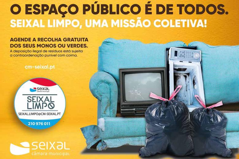 Campanha Seixal Limpo