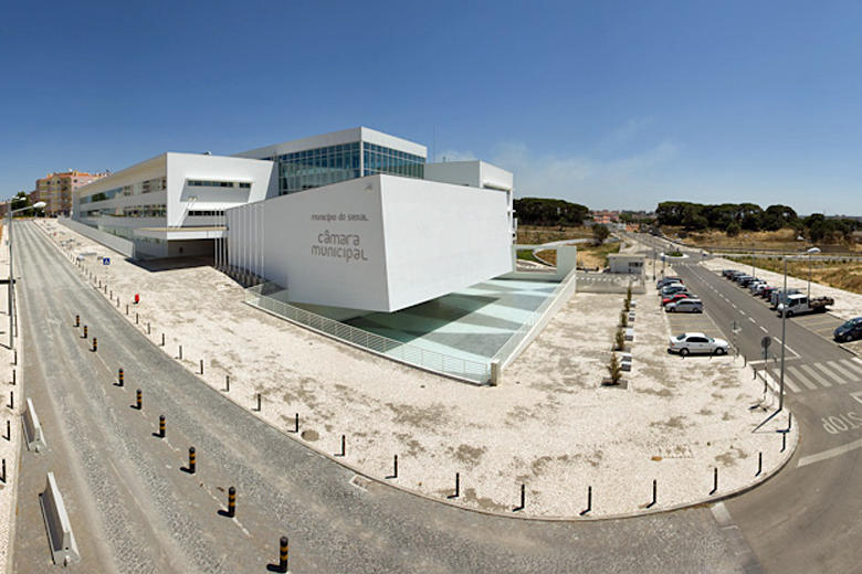 Edifício da Câmara Municipal do Seixal