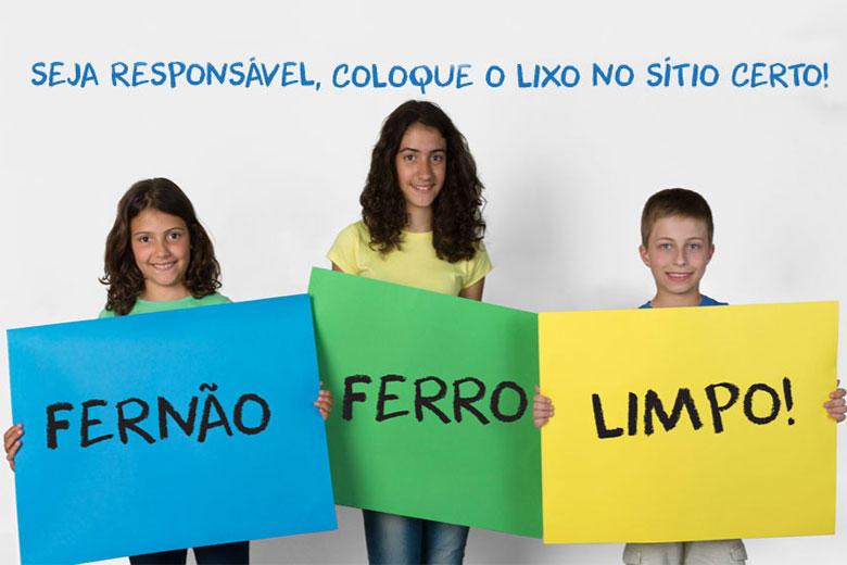 Imagem promocional da campanha.