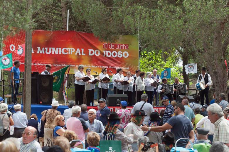 Comemorações do Dia Municipal do Idoso