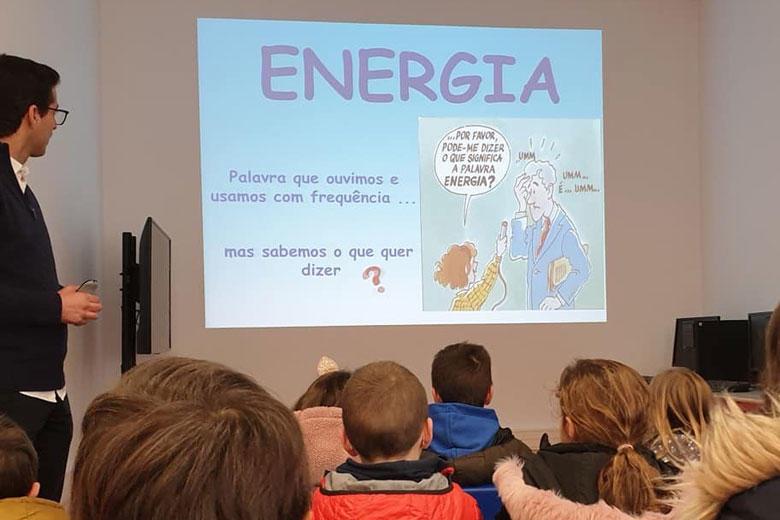 sessões sobre energia