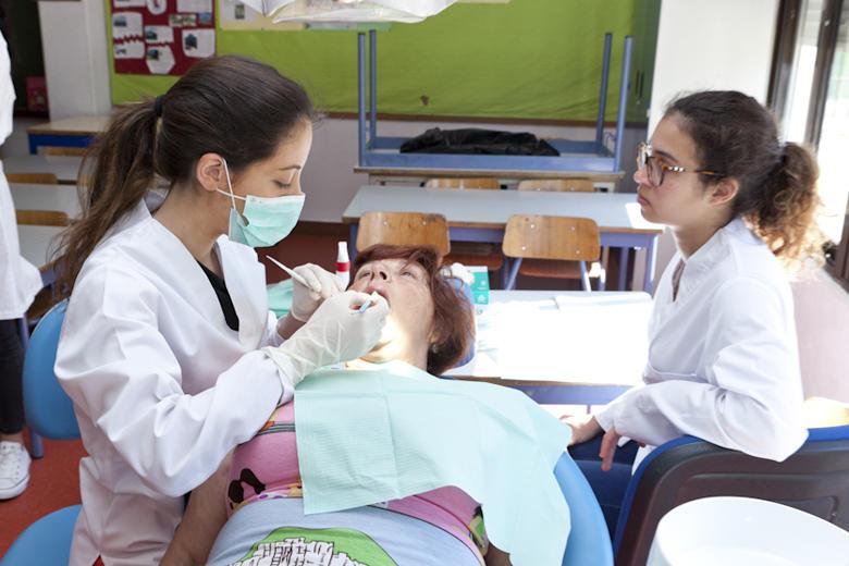 Rastreio de saúde oral