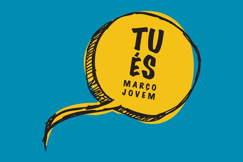 Imagem do cartaz Março Jovem 2015