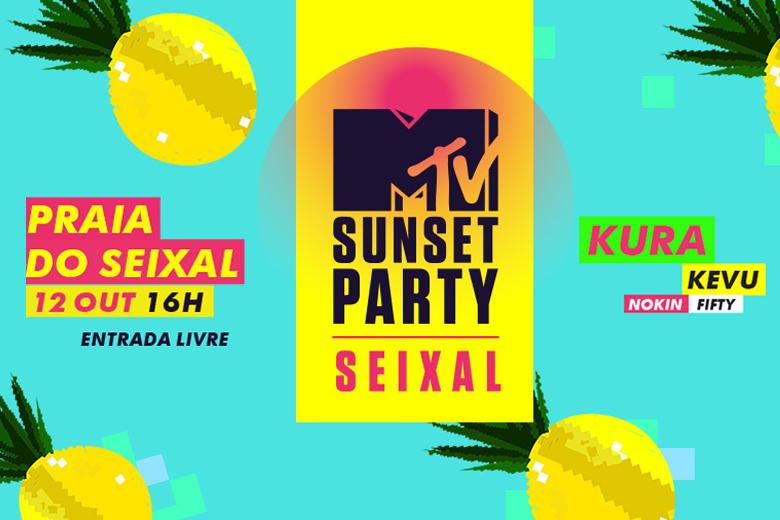 MTV Sunset Party 2019