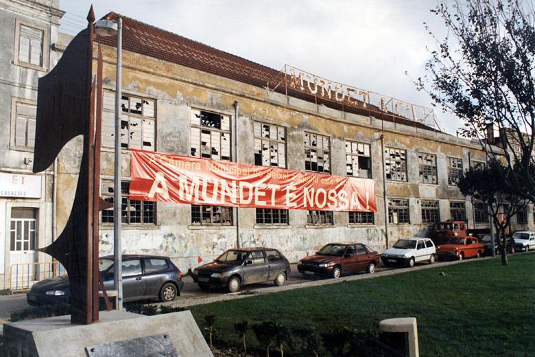Edifício da Mundet