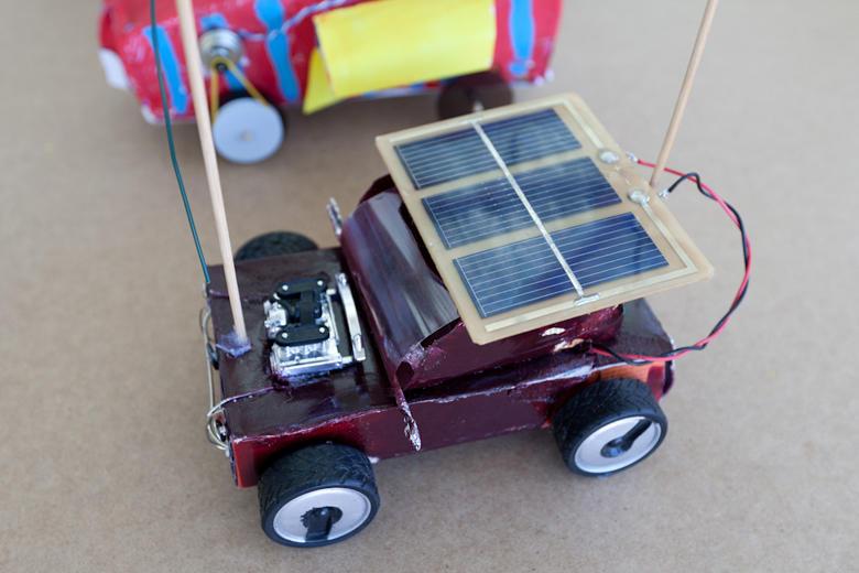 Viatura solar