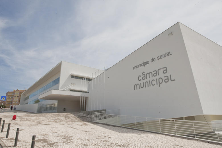 Edifício dos Serviços Centrais da CMS