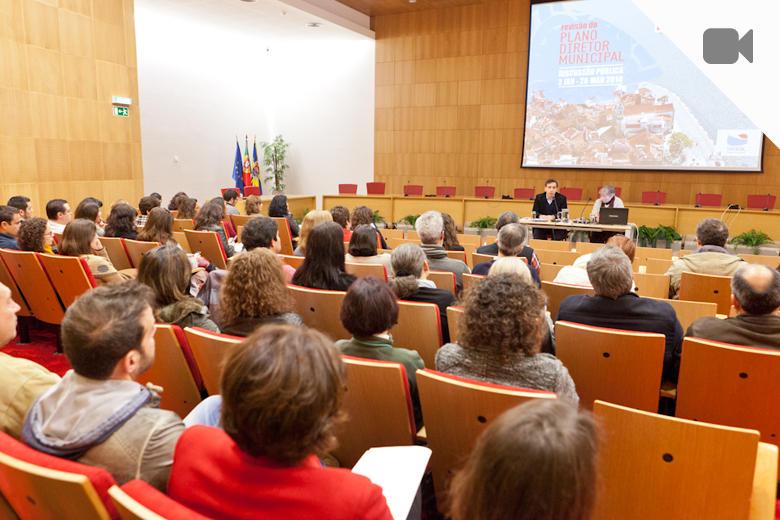 Discussão pública revisão do PDM