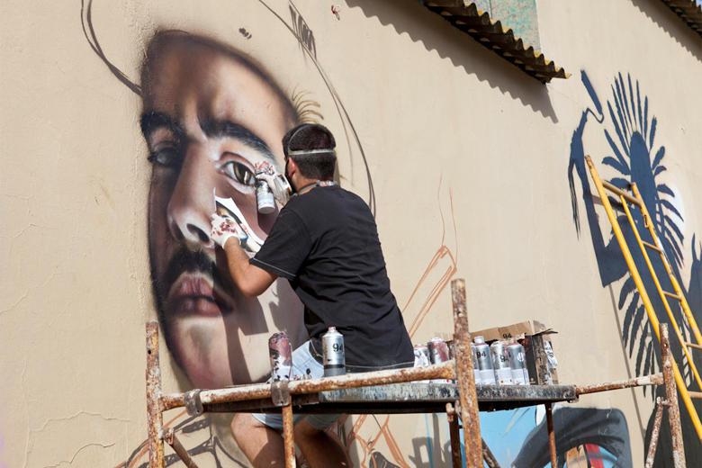 Seixal Grafitti