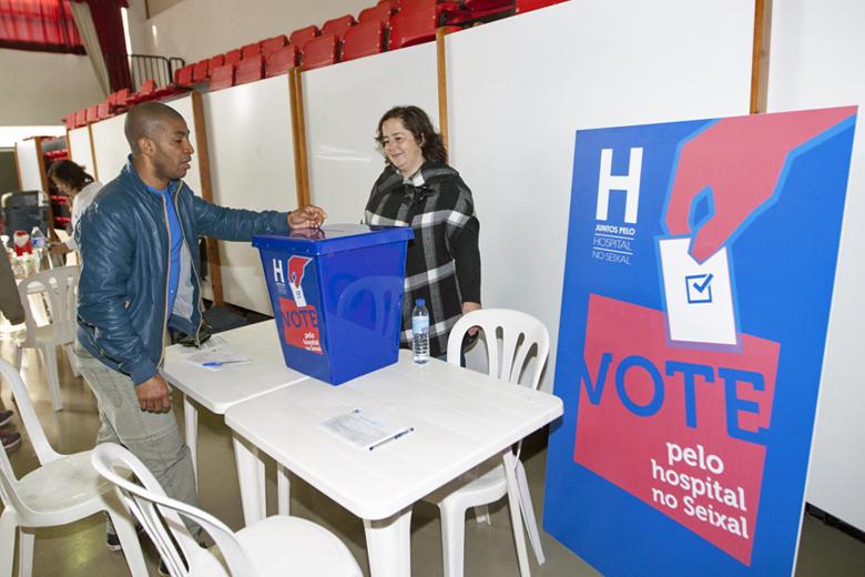 1 Voto pelo Hospital no Seixal